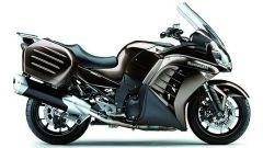 Kawasaki GTR 1400 2010 - Immagine: 9