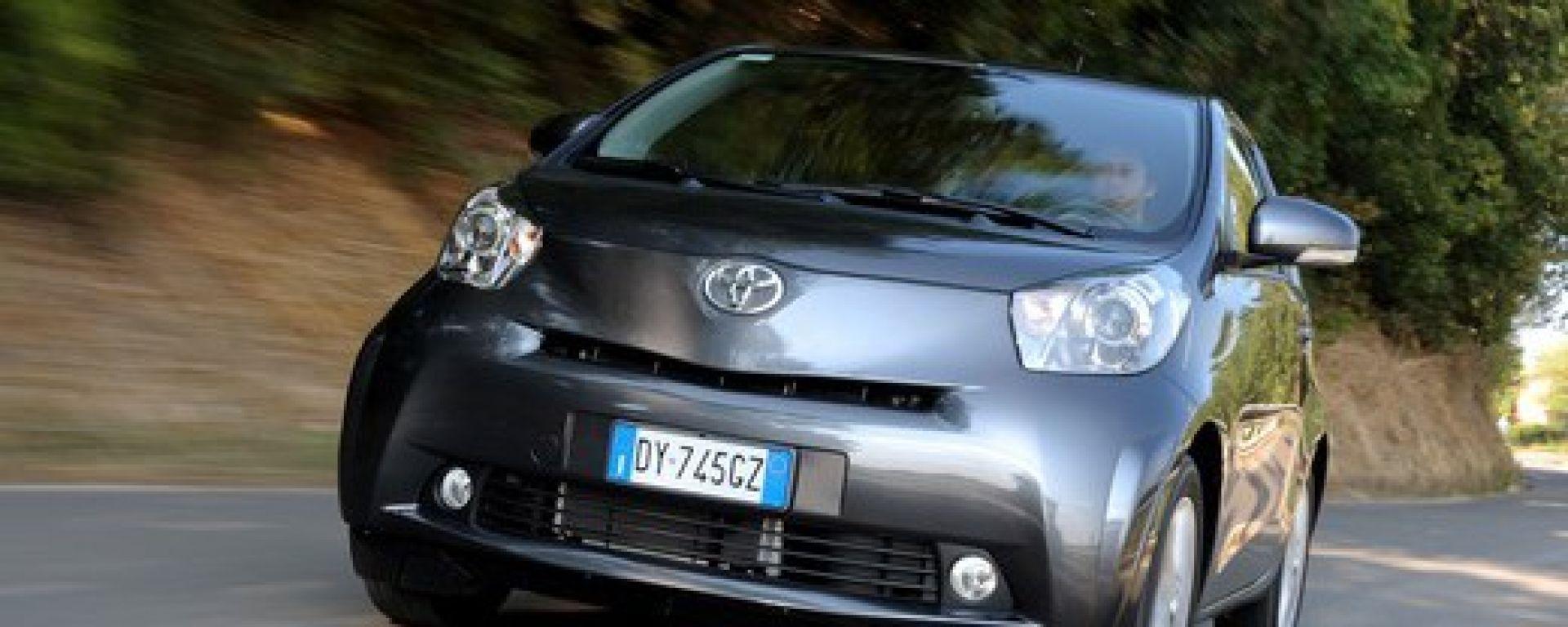 Toyota iQ 1.3