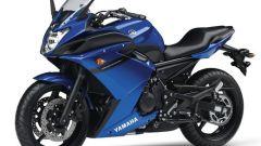 Yamaha Diversion F - Immagine: 3