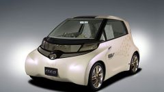 Toyota FT-EV II - Immagine: 1
