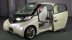 Toyota FT-EV II - Immagine: 6