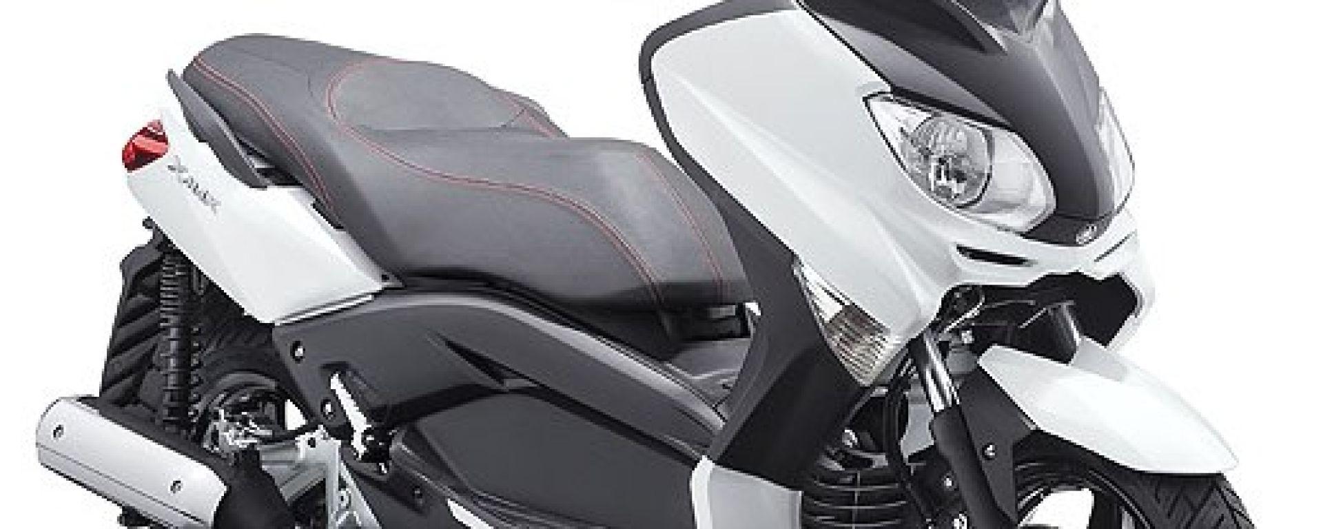 Yamaha XMax 2010