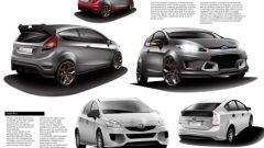 Le auto di oggi viste dai designer di domani - Immagine: 6