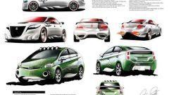 Le auto di oggi viste dai designer di domani - Immagine: 8