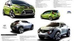 Le auto di oggi viste dai designer di domani - Immagine: 9