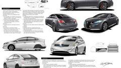 Le auto di oggi viste dai designer di domani - Immagine: 10