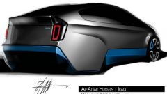 Le auto di oggi viste dai designer di domani - Immagine: 24