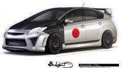 Le auto di oggi viste dai designer di domani - Immagine: 37