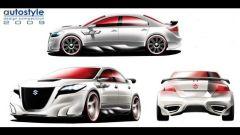 Le auto di oggi viste dai designer di domani - Immagine: 49