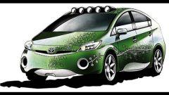 Le auto di oggi viste dai designer di domani - Immagine: 51