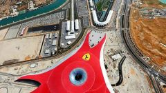 Tutti i segreti del Ferrari World di Abu Dhabi - Immagine: 1