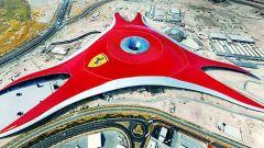 Tutti i segreti del Ferrari World di Abu Dhabi - Immagine: 2