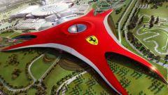 Tutti i segreti del Ferrari World di Abu Dhabi - Immagine: 11