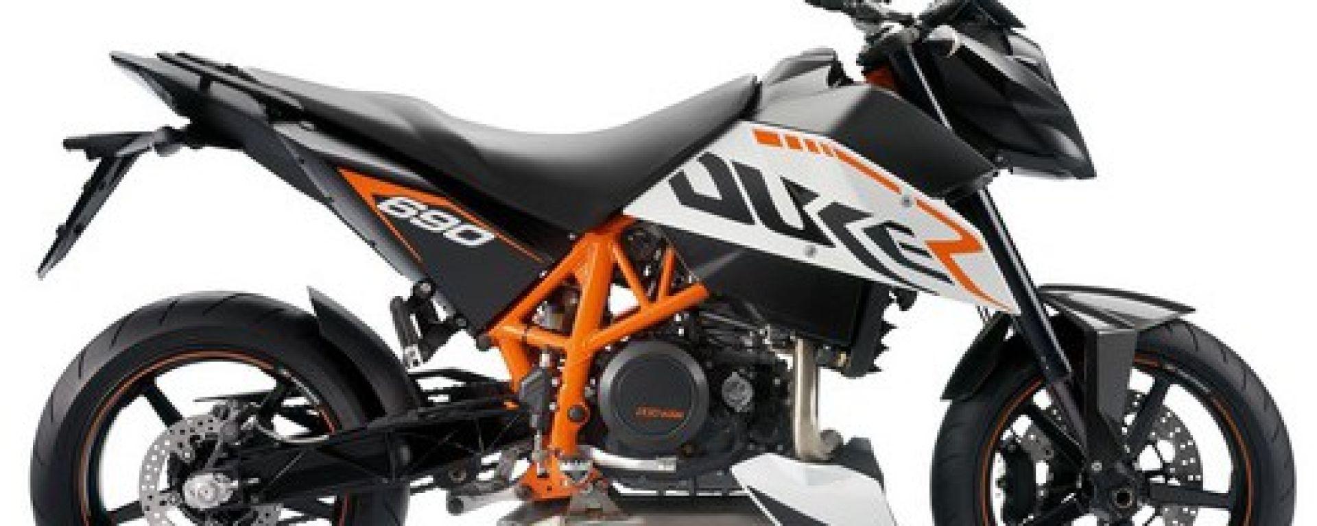 KTM Duke 690 R