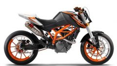 KTM 125 Project - Immagine: 1