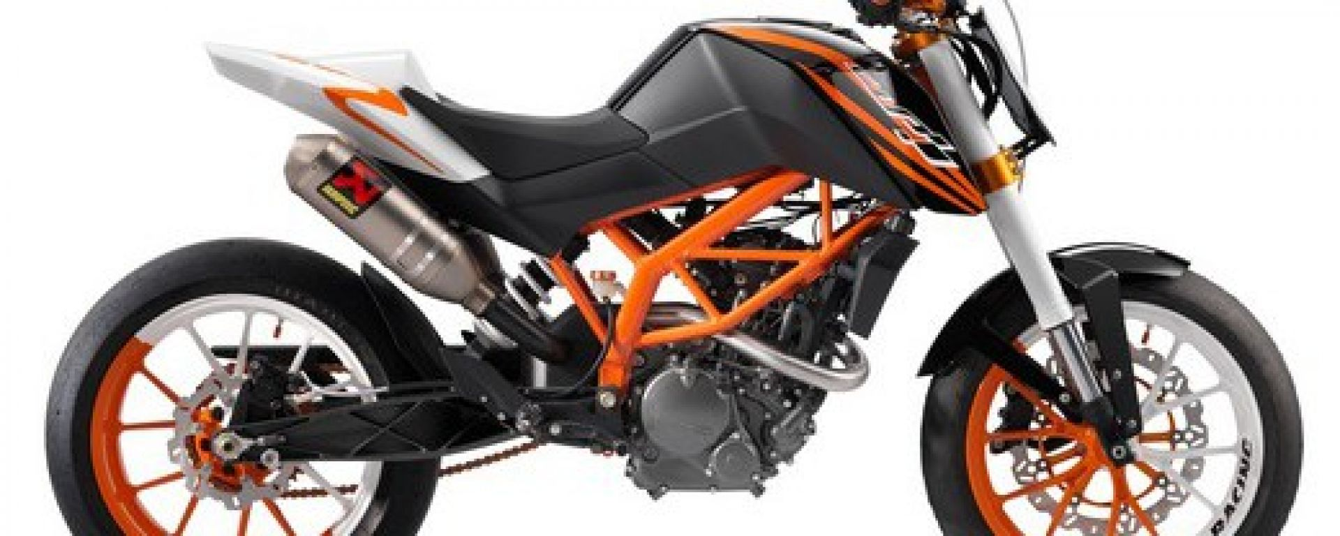 KTM 125 Project