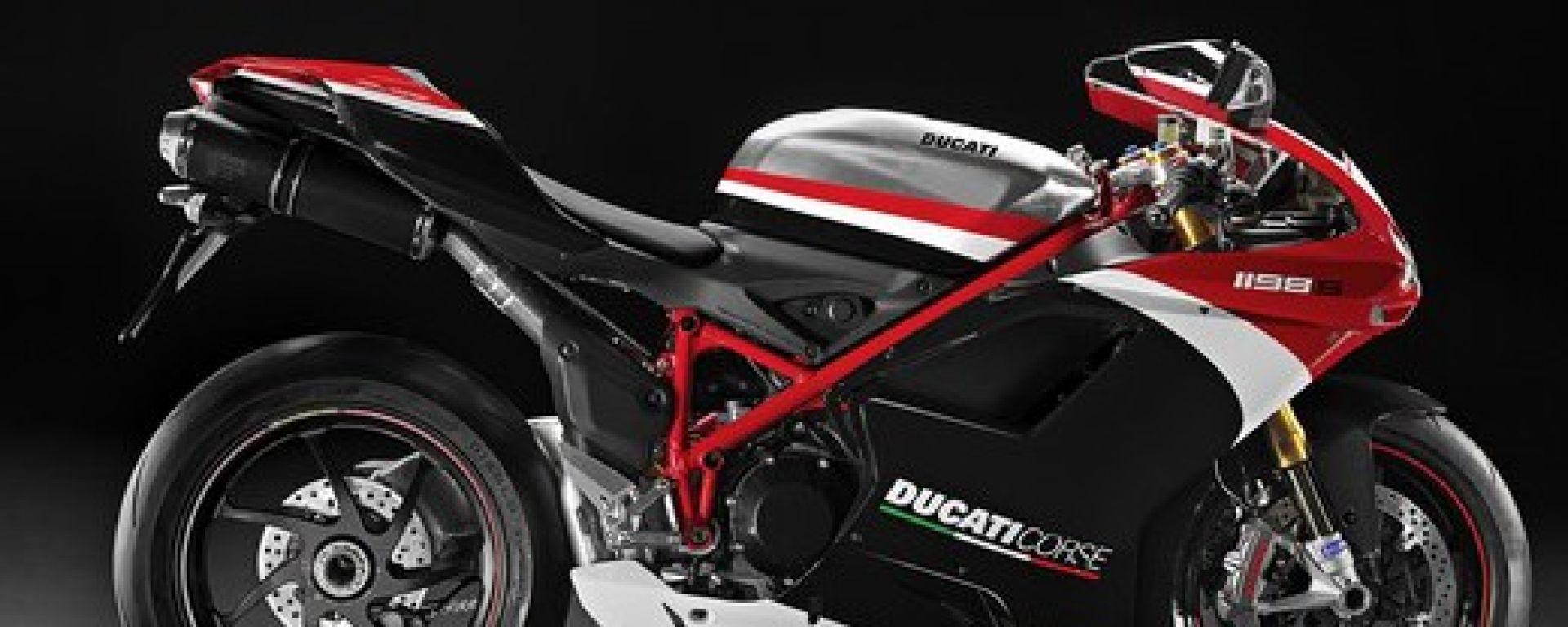 Ducati 1198 SE