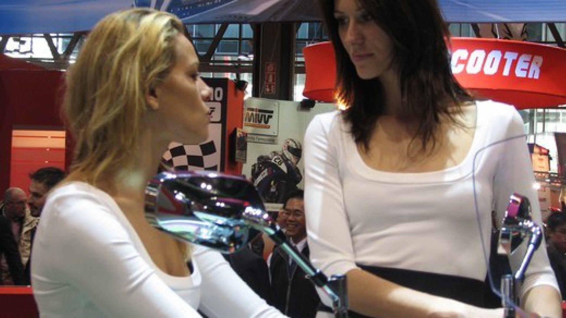Immagine 125: Eicma 2009 live, tutto il Salone in 210 foto