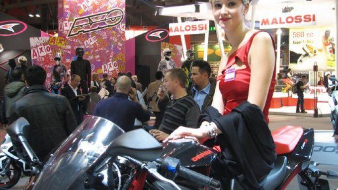 Immagine 128: Eicma 2009 live, tutto il Salone in 210 foto