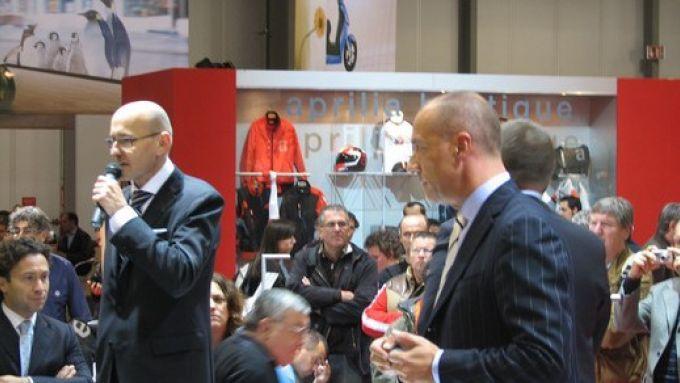 Immagine 136: Eicma 2009 live, tutto il Salone in 210 foto