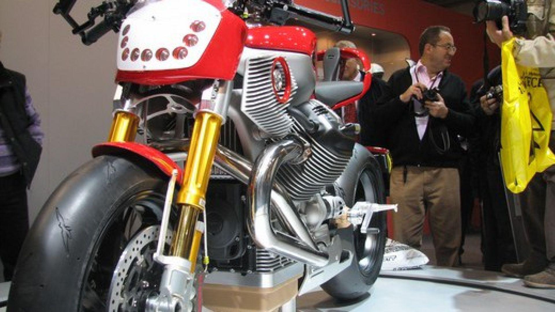 Immagine 116: Eicma 2009 live, tutto il Salone in 210 foto
