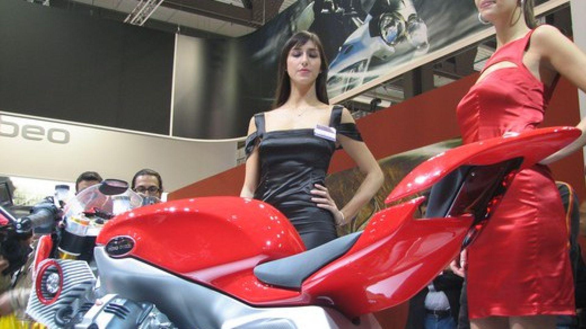Immagine 96: Eicma 2009 live, tutto il Salone in 210 foto