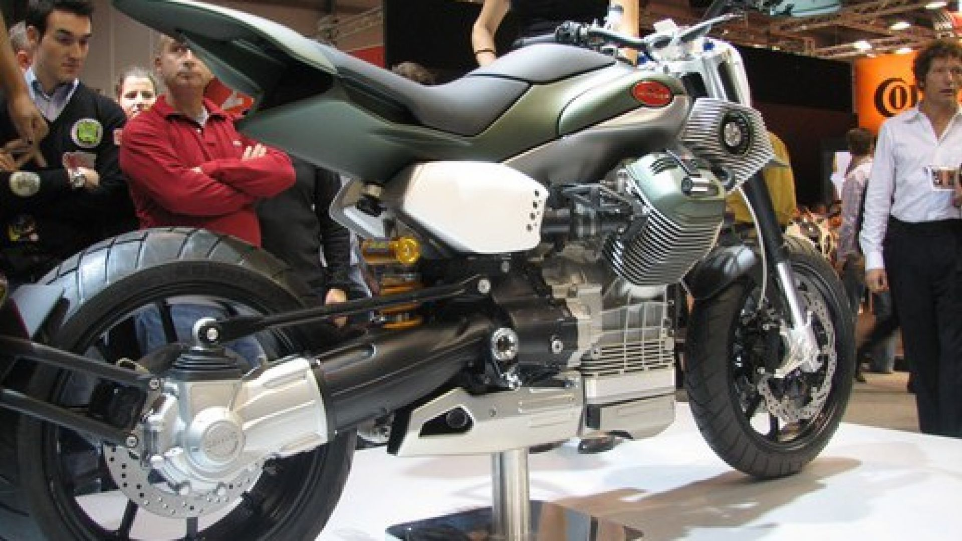 Immagine 104: Eicma 2009 live, tutto il Salone in 210 foto