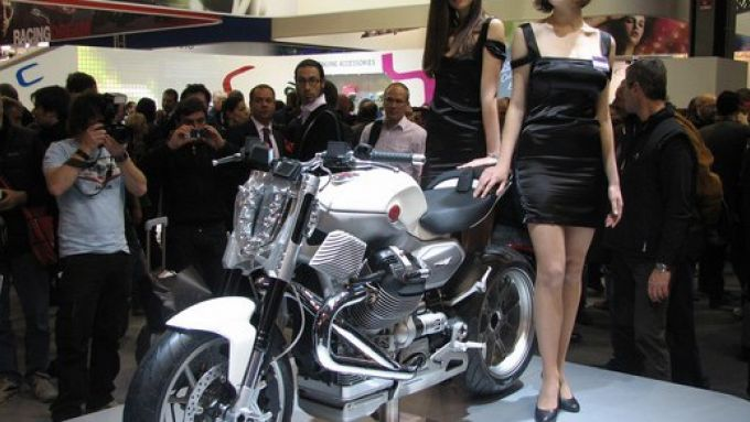 Immagine 114: Eicma 2009 live, tutto il Salone in 210 foto