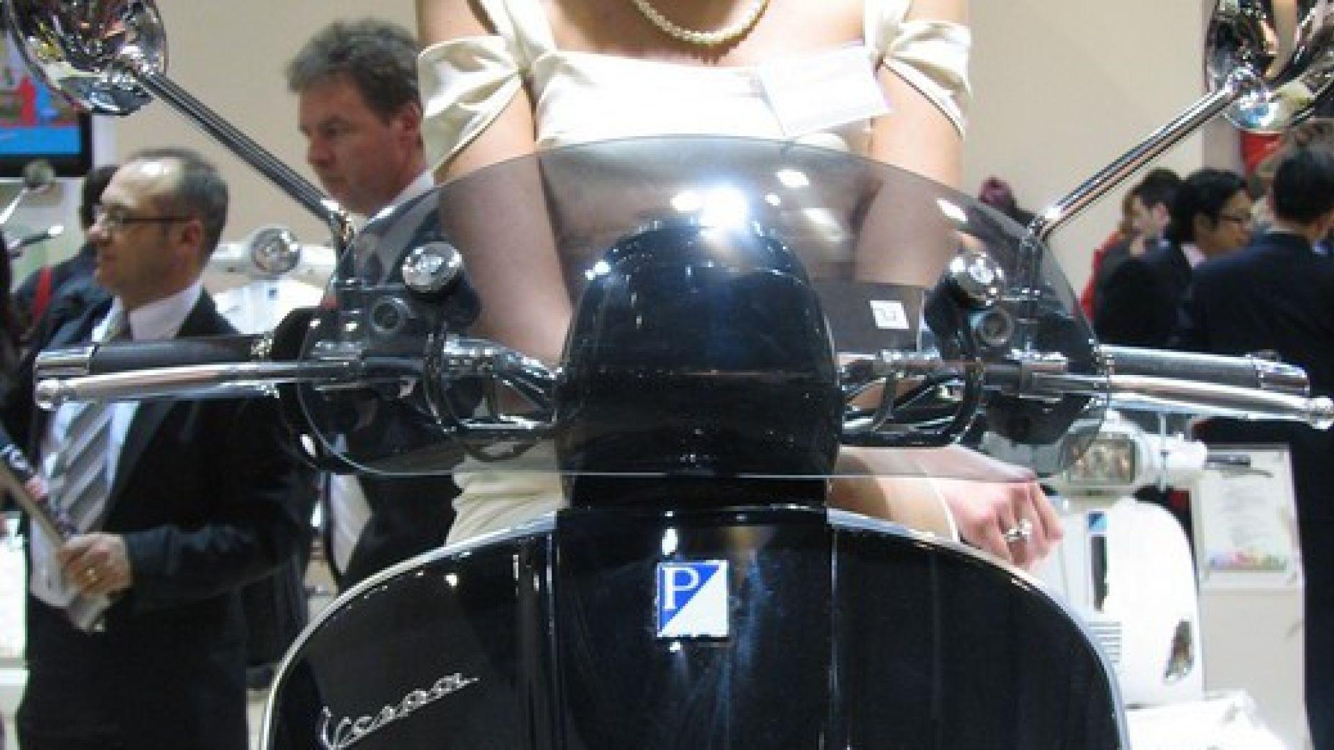 Immagine 94: Eicma 2009 live, tutto il Salone in 210 foto