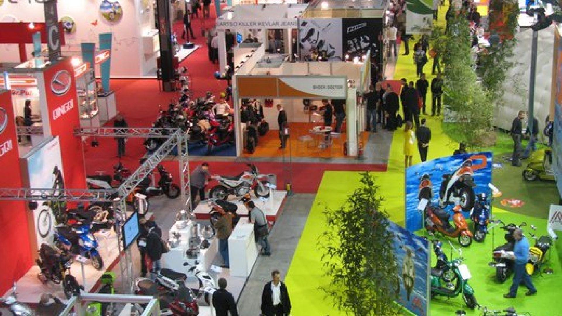Immagine 168: Eicma 2009 live, tutto il Salone in 210 foto