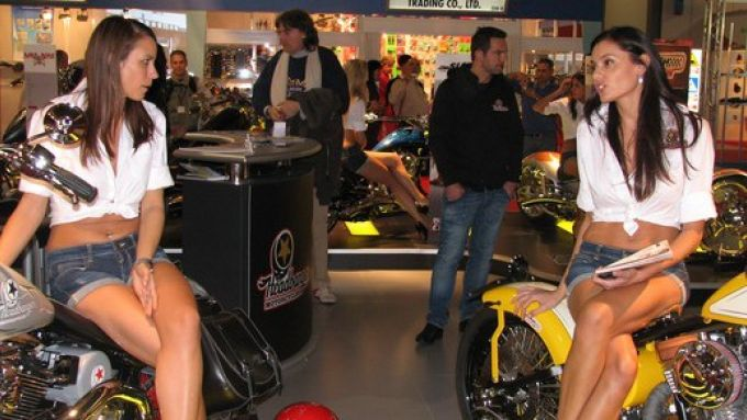 Immagine 167: Eicma 2009 live, tutto il Salone in 210 foto