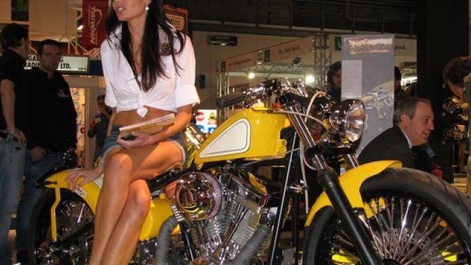 Immagine 166: Eicma 2009 live, tutto il Salone in 210 foto