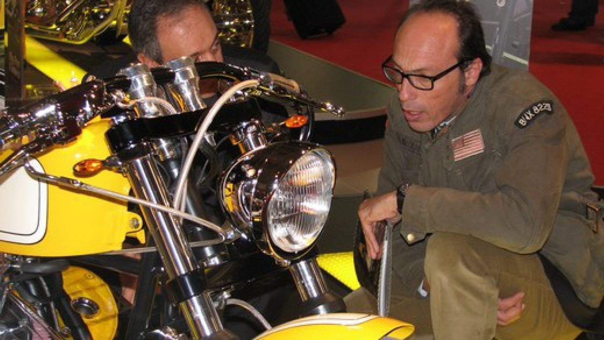 Immagine 174: Eicma 2009 live, tutto il Salone in 210 foto