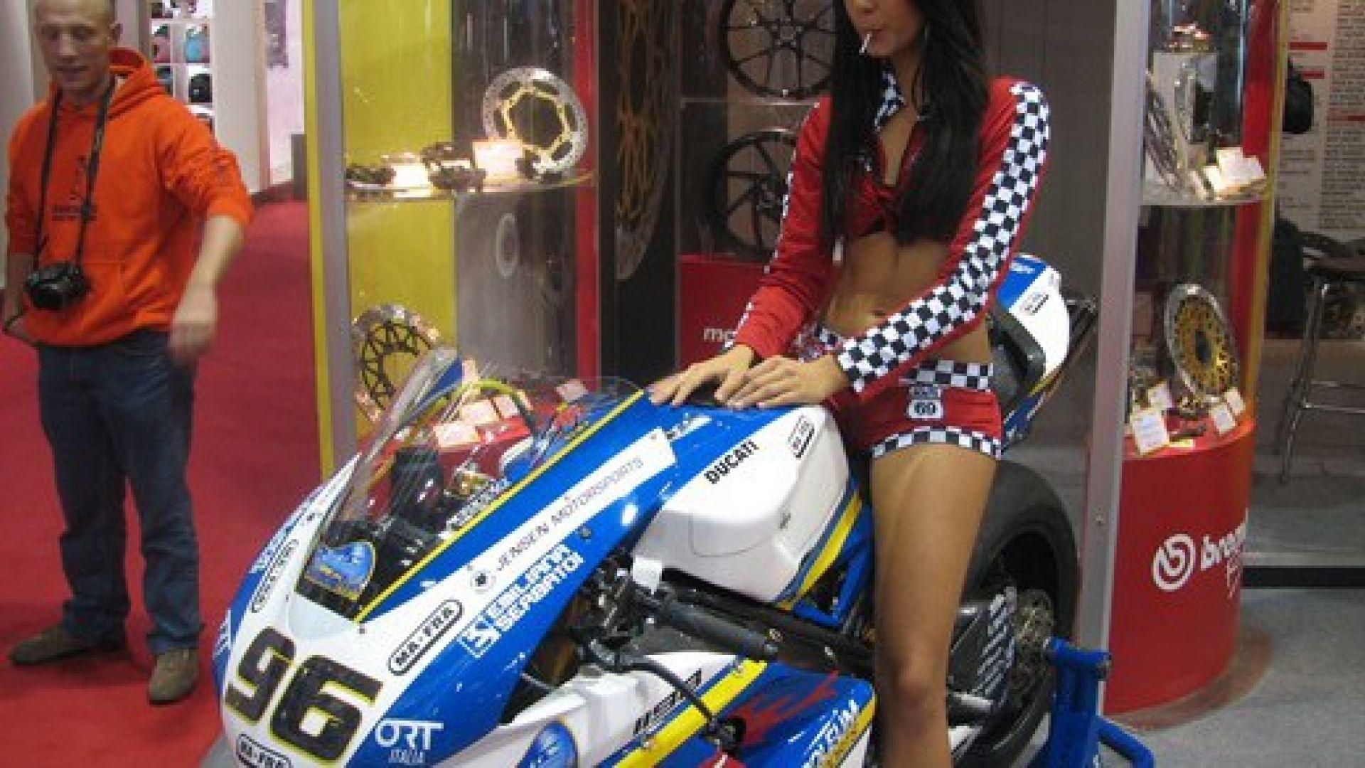 Immagine 153: Eicma 2009 live, tutto il Salone in 210 foto