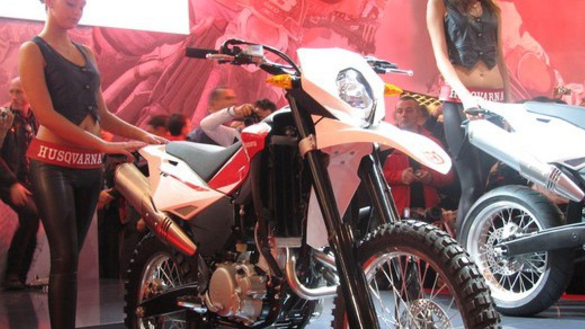 Immagine 28: Eicma 2009 live, tutto il Salone in 210 foto