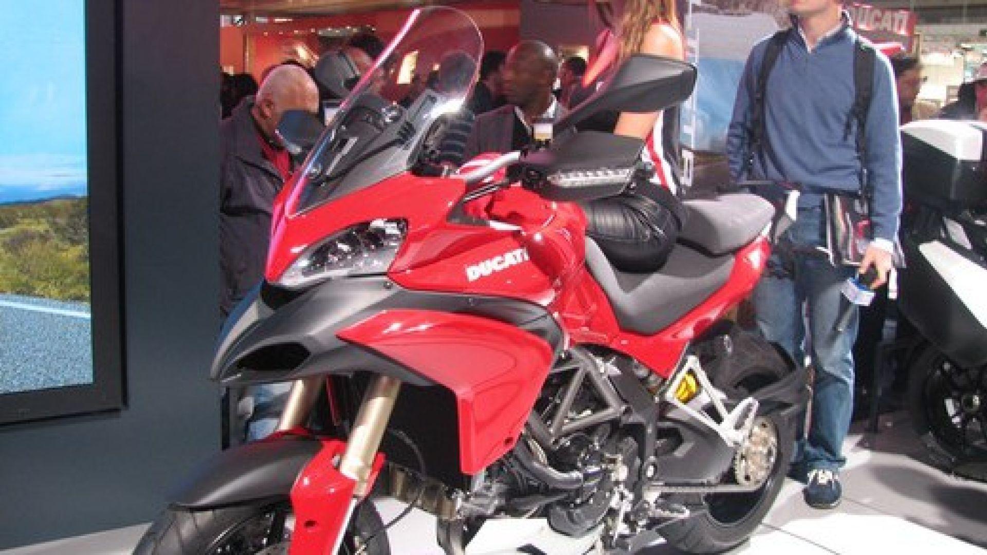 Immagine 35: Eicma 2009 live, tutto il Salone in 210 foto