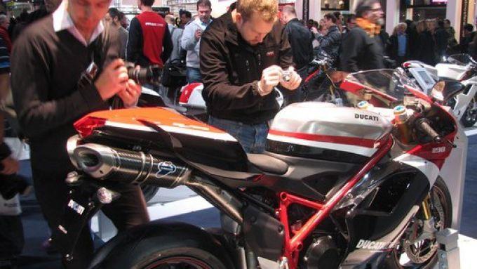 Immagine 43: Eicma 2009 live, tutto il Salone in 210 foto