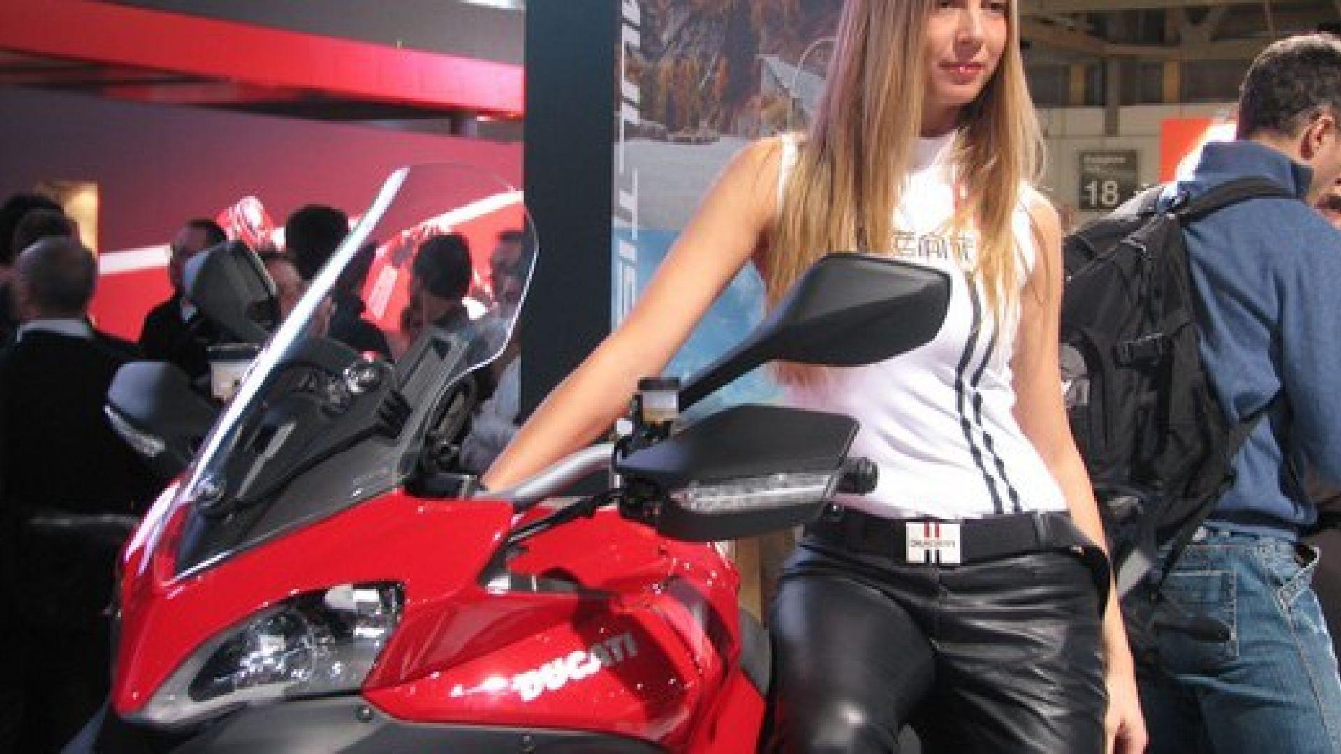 Immagine 40: Eicma 2009 live, tutto il Salone in 210 foto