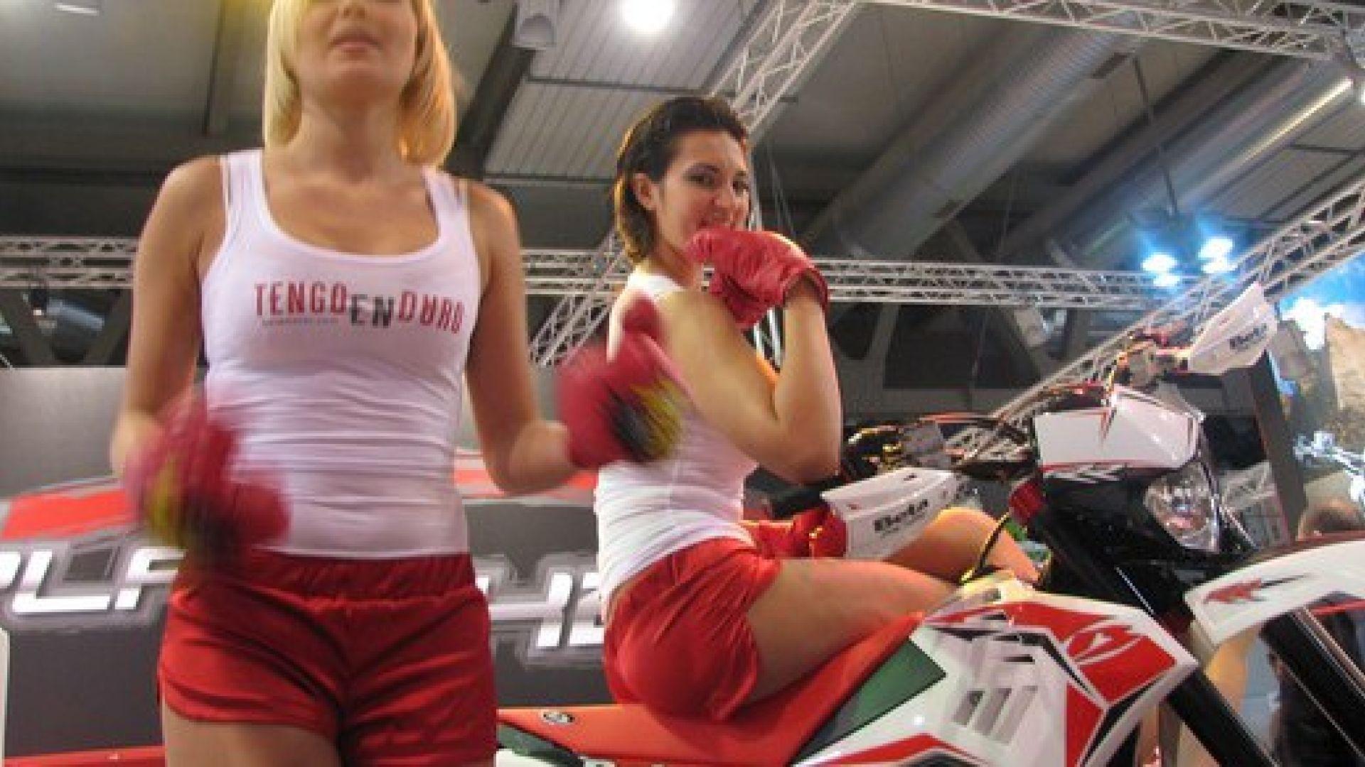 Immagine 10: Eicma 2009 live, tutto il Salone in 210 foto