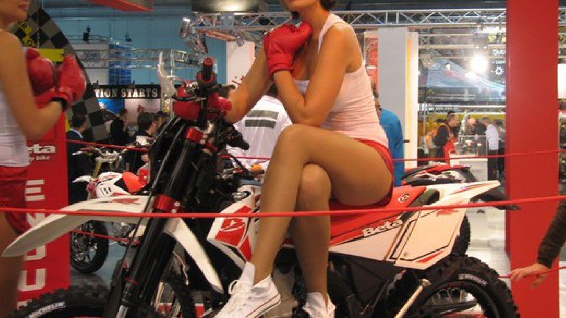 Immagine 9: Eicma 2009 live, tutto il Salone in 210 foto