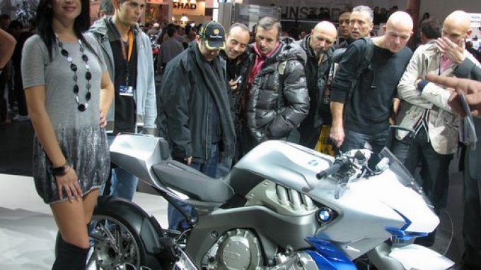 Immagine 4: Eicma 2009 live, tutto il Salone in 210 foto