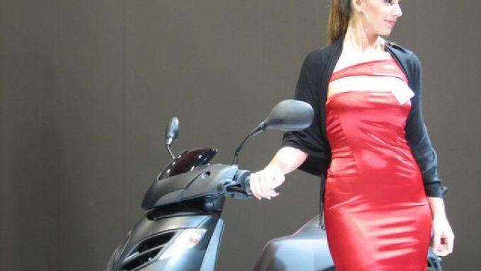 Immagine 13: Eicma 2009 live, tutto il Salone in 210 foto