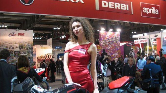 Immagine 47: Eicma 2009 live, tutto il Salone in 210 foto