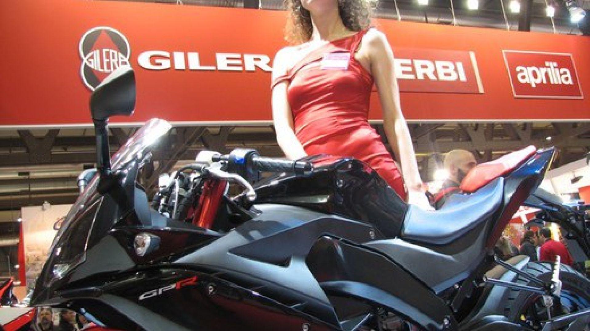 Immagine 93: Eicma 2009 live, tutto il Salone in 210 foto