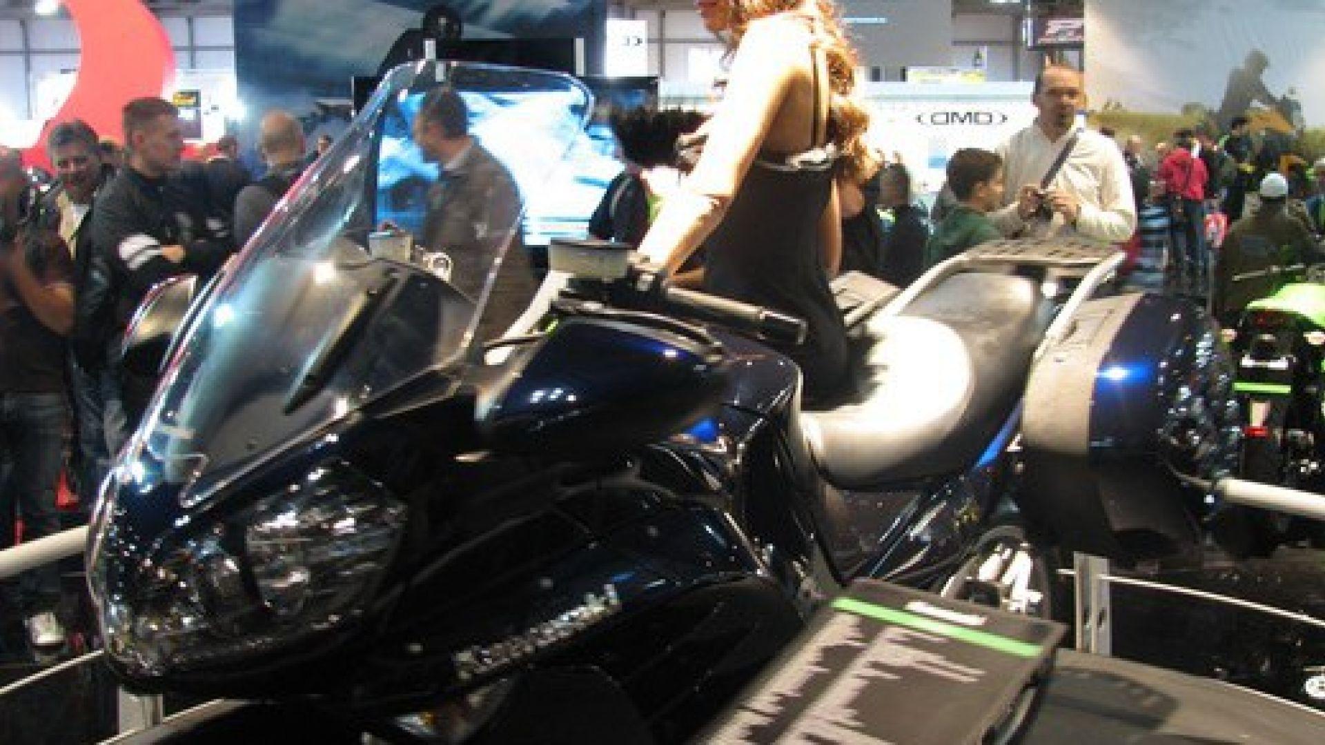 Immagine 82: Eicma 2009 live, tutto il Salone in 210 foto