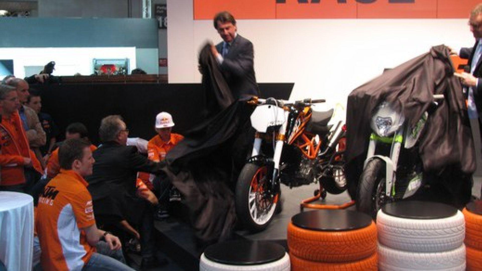 Immagine 84: Eicma 2009 live, tutto il Salone in 210 foto