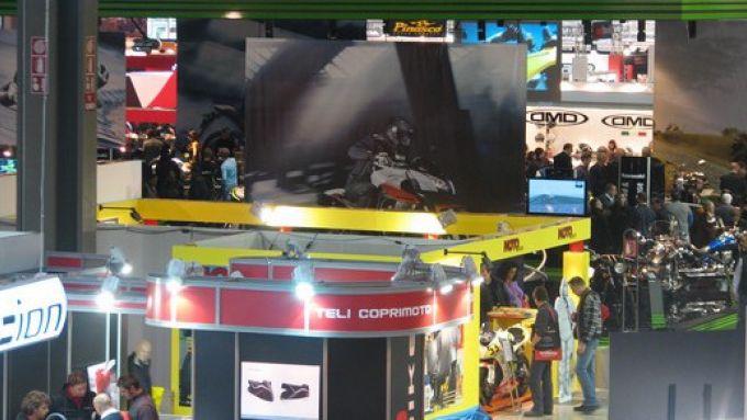 Immagine 52: Eicma 2009 live, tutto il Salone in 210 foto