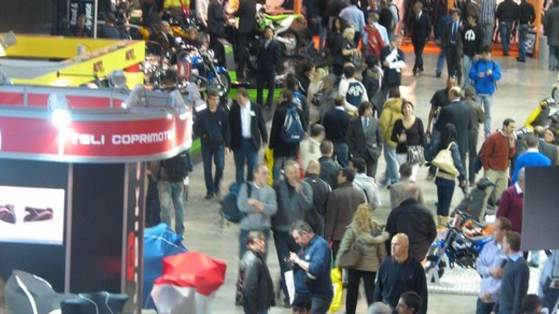 Immagine 51: Eicma 2009 live, tutto il Salone in 210 foto