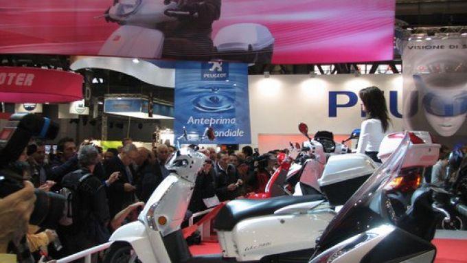 Immagine 67: Eicma 2009 live, tutto il Salone in 210 foto