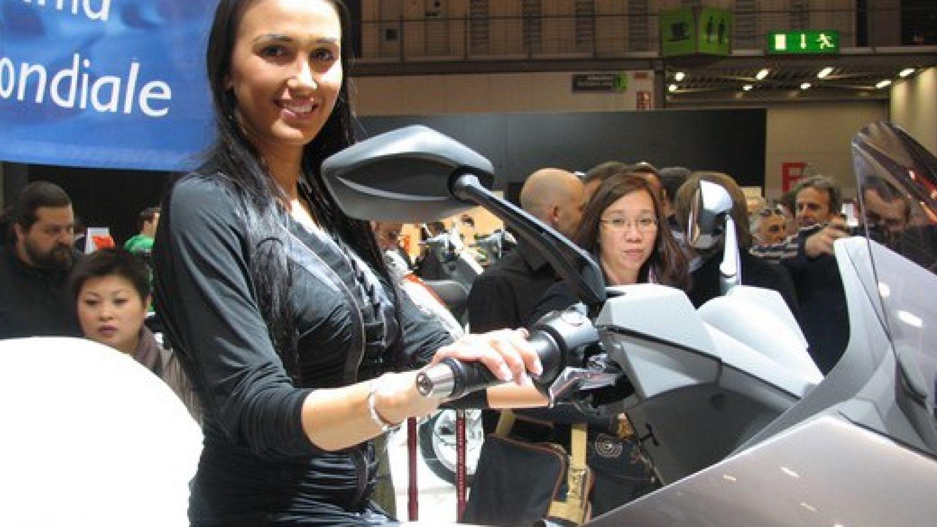Immagine 64: Eicma 2009 live, tutto il Salone in 210 foto